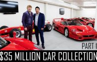 Ferrari-Collector-David-Lees-35million-car-collection-Part-1