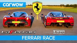 Ferrari-Enzo-vs-LaFerrari-RACE-BRAKE-TEST